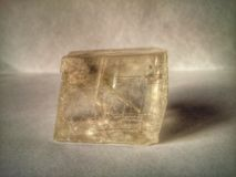 Iceland spar Royalty Free Stock Photography