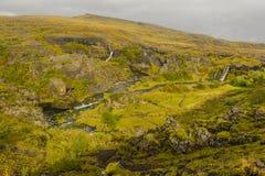 Iceland, Stöng - Zdjęcia Stock