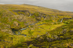Iceland - Stöng Stock Photos