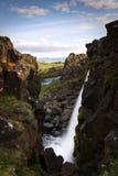 Iceland: Thingvellir national park stock photography