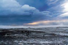 Iceland Winter stock photos