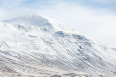 Iceland Winter landscape Royalty Free Stock Photo