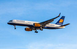 Icelandair Boeing 757-200 Royalty Free Stock Photo