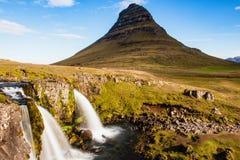 icelandic ландшафт Стоковые Изображения RF