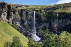 Icelandic водопад Стоковое Изображение RF