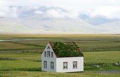 icelandic дома стоковые изображения