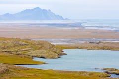 icelandic ландшафт Стоковое Изображение RF