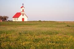 icelandic церков Стоковые Изображения RF