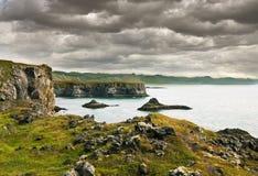 Icelandic coast Stock Photos