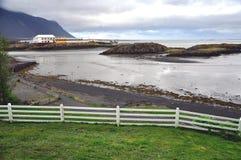 Icelandic coast Royalty Free Stock Image