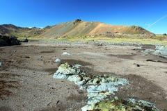 Icelandic coast Royalty Free Stock Photo