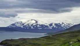 Icelandic Coast Royalty Free Stock Photos