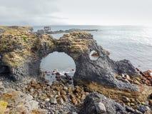 Icelandic coast Stock Images