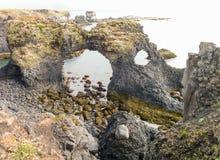 Icelandic coast Stock Photo