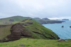 Icelandic coast Royalty Free Stock Photography