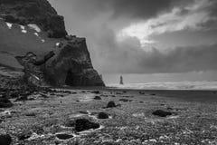 Icelandic Coastline Stock Images