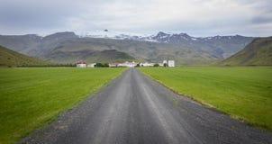 Icelandic countryside Stock Photography