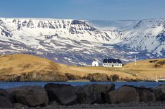 Icelandic Countryside and Nature Scenes Iceland royalty free stock photography