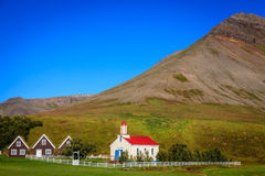 Icelandic countryside Royalty Free Stock Photos