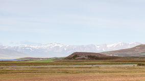 Icelandic Countryside Royalty Free Stock Images