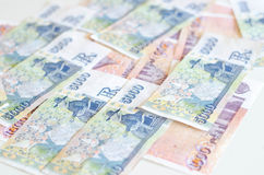 Icelandic currency Royalty Free Stock Photos
