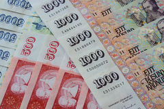 Icelandic Currency Royalty Free Stock Photography