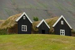 Icelandic farm Stock Image