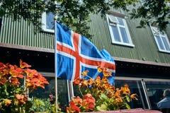 ISL - ICELANDIC FLAG
