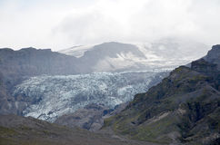 Icelandic Glacier Royalty Free Stock Photography