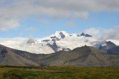 Icelandic glacier Stock Photography
