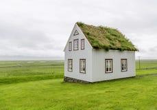 Icelandic House Royalty Free Stock Image