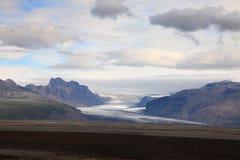 icelandic krajobrazu Fotografia Royalty Free