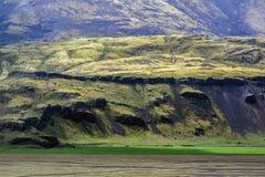 icelandic krajobrazu Zdjęcie Royalty Free