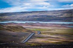icelandic krajobrazu Obraz Stock