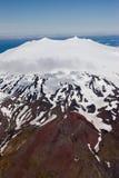 icelandic krajobrazu Obrazy Stock