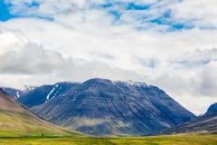 icelandic krajobrazu Obrazy Royalty Free