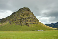 Icelandic landscape. Royalty Free Stock Photos