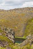 Icelandic landscape. Royalty Free Stock Photo