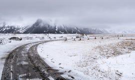 Icelandic  landscape, Iceland Royalty Free Stock Images