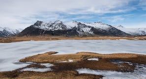 Icelandic  landscape, Iceland Stock Photo