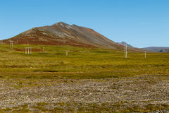 Icelandic landscape Royalty Free Stock Images