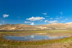 Icelandic landscape - Namafjall. Royalty Free Stock Image