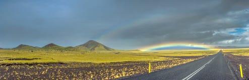 Icelandic landscape of Snaefellsnes Peninsula Royalty Free Stock Photos