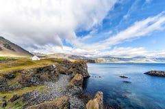 Icelandic landscape in Snaefellsnes peninsula Stock Image