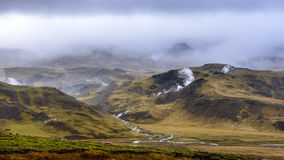 Icelandic landscape. Stock Photo