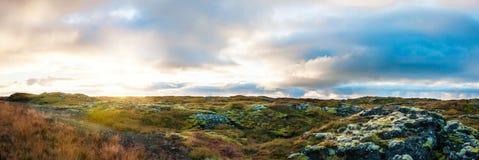 Icelandic landscape Royalty Free Stock Photos