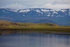 Icelandic landscapes Royalty Free Stock Photography