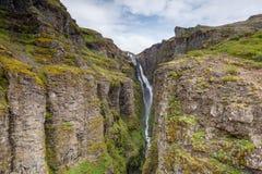 Icelandic landschap in summertime Royalty Free Stock Image