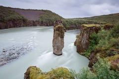 Icelandic landschap in summertime Stock Image