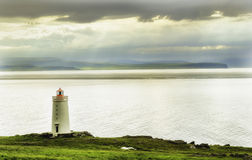 Icelandic Lighthouse Royalty Free Stock Images
